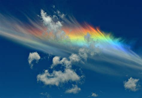 rainbow cloud optically addicted fire rainbows a rare cloud phenomenon