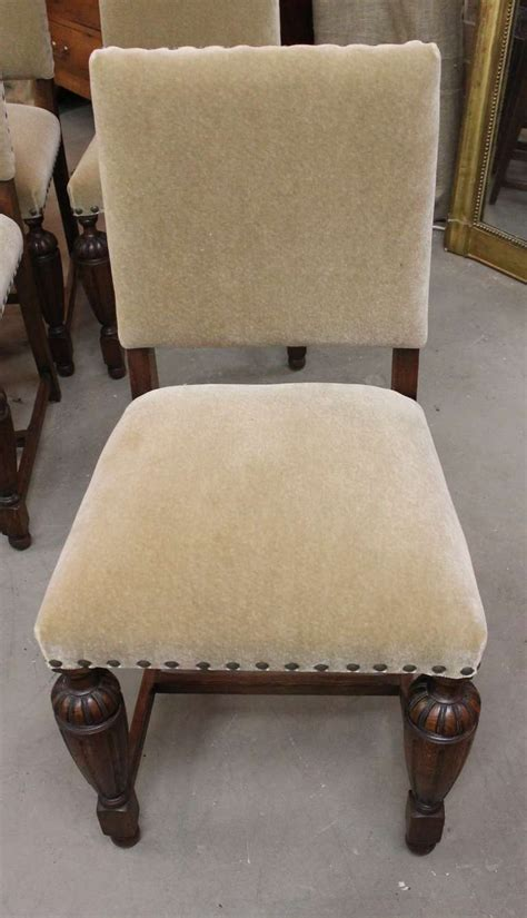 1920s tudor style dining chairs at 1stdibs