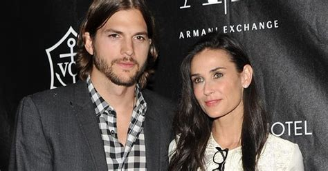 Power Demi Ashton Kutcher by Demi Is Odds On To Divorce Ashton Kutcher Mirror
