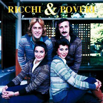 come vorrei ricchi e poveri testo se m innamoro testo ricchi e poveri mtv testi e canzoni