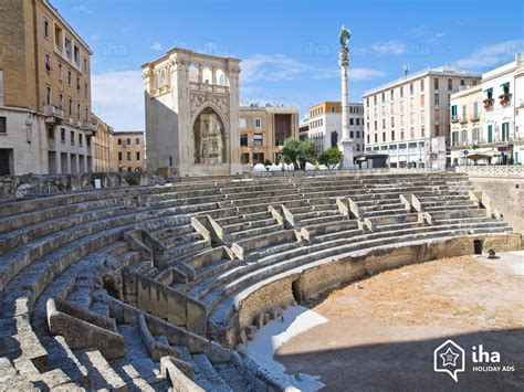 lecce italien lecce rentals for your vacations with iha direct