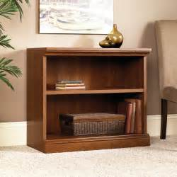 2 Shelf Bookshelves Camden County 2 Shelf Bookcase 101782 Sauder