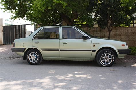 nissan datsun 1985 ayubkhalil 1985 nissan sunny specs photos modification