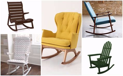 Wheeled Chair Design Ideas 18 Marvelous Rocking Chair Designs That Are Worth