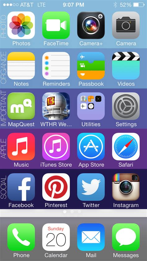 organize your iphone in 5 mintues free