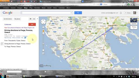 youtube tutorial google earth create open kml kmz files with google maps google