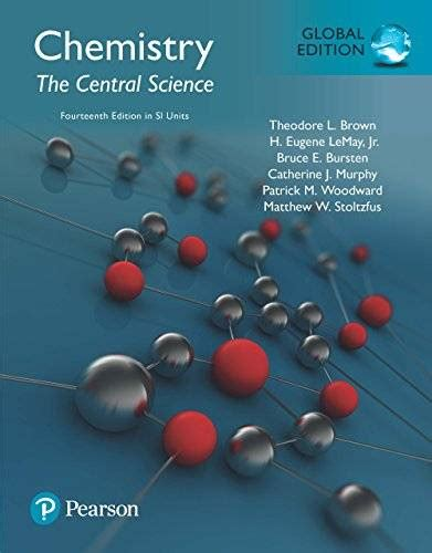 Chemistry The Central Science In Si Units Avaxhome