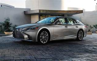 Lexus Price 2018 Lexus Ls 500 Price Cars Coming Out