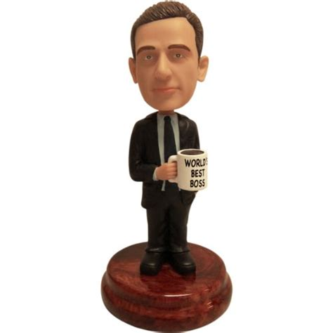 bobblehead za other toys the office michael bobblehead was