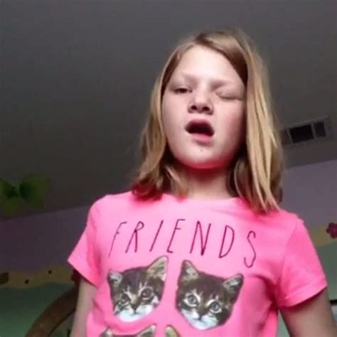 Young Girl Meme - 10 year old girl s flirtatious vine has become the new