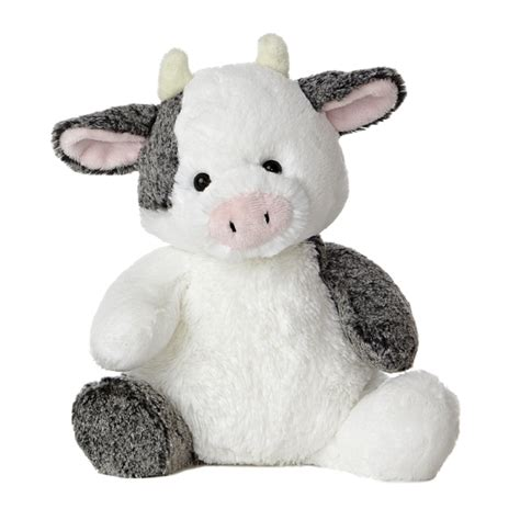 stuffed cow clementine the sweet and softer cow stuffed animal by