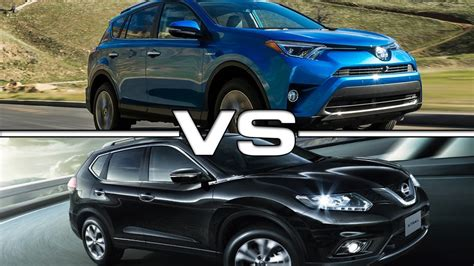 Which Is Better Toyota Or Nissan Toyota Rav4 Vs Nissan X Trail Which Is Better