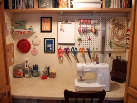 Sewing Closet Ideas by Sewing Closet Ideas House Sewing Room Office