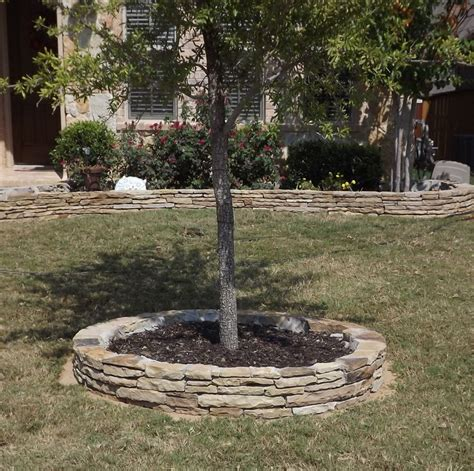 flower bed edging stone 17 best images about front lawn creations on pinterest