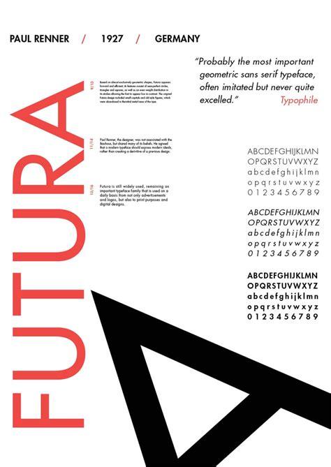 futura it the 25 best futura font ideas on typography