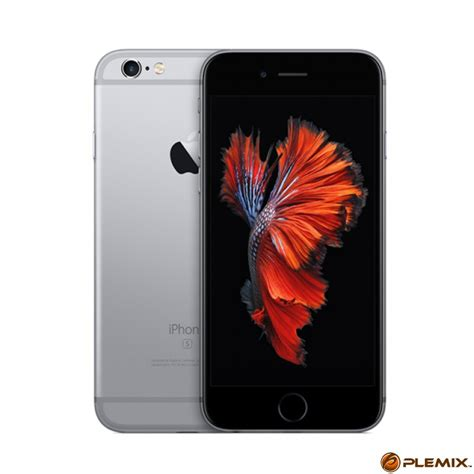 64 Gb Space Gray apple iphone 6s a1688 4g phone 64gb space gray plemix