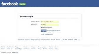 facebooklogin home login home page tmb
