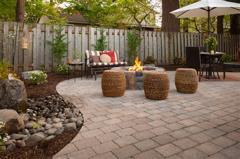 Decorative Bulletin Boards For Home Backyard Pavers Ideas Patio Contemporary With Outdoor