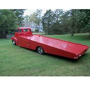 1948 CHEVROLET CUSTOM CAR HAULER  137637