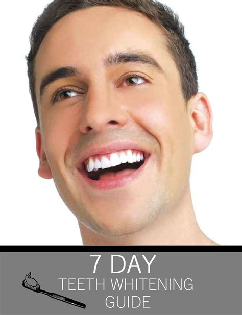 7 Day Teeth Whitening Detox by 7 Day Teeth Whitening Guide Harcourt Health