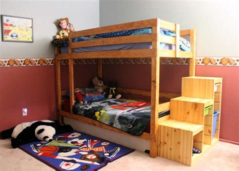 bunk bed plans free 9 free bunk bed plans you can diy this weekend