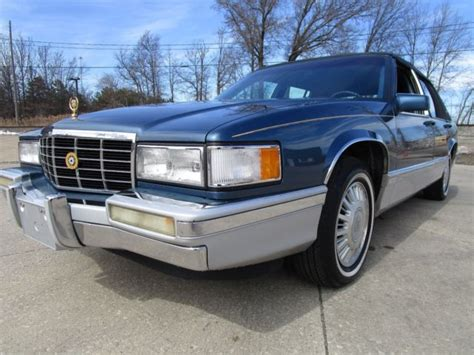 how petrol cars work 1993 cadillac deville regenerative braking 1993 cadillac sedan deville 4 door all power excellent condition