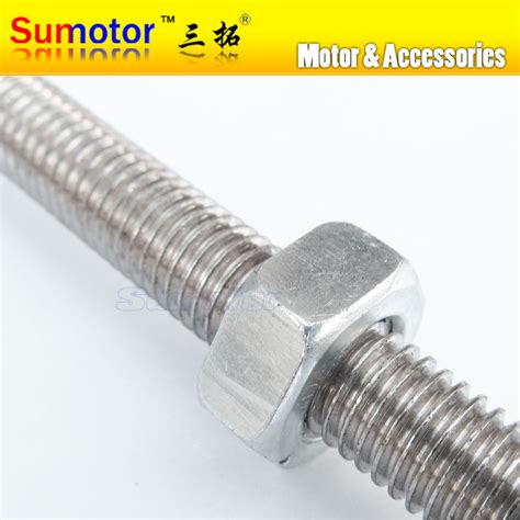 With Studs Aliexpress Buy M6x320 6 320 Stainless Steel All