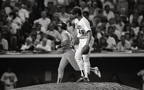 the starter kirk gibson s world series home run in 1988