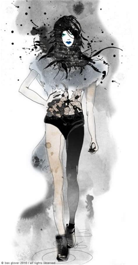 fashion illustration magazine creative torbay navigation media images bex
