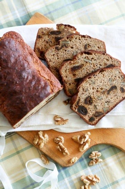 whole grains high in protein high protein whole grain date and walnut bread