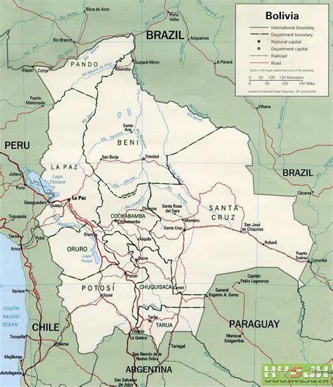 map of bolivia information for bolivia translation translation company translation agency