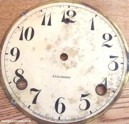 free printable cd clock faces new vintage clock face download