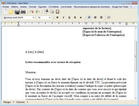 Lettre De Motivation Apb Manuscrite Ou Ordi Fonctionnalit 233 S Du Logiciel Kar S 233 Nior
