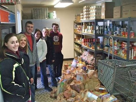 nhs hosts food drive homer glen news photos and events
