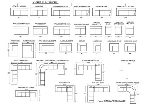 couch sizes dimensions of sofa alenya sofa ashley furniture home thesofa
