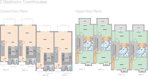 2 Bedroom Villa Floor Plans by 2 Bedroom Villa Mandurah Quay Resort