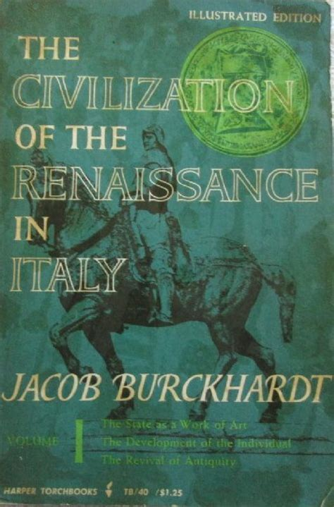italian renaissance volume one second edition vol 1 books history politics the civilization of the renaissance