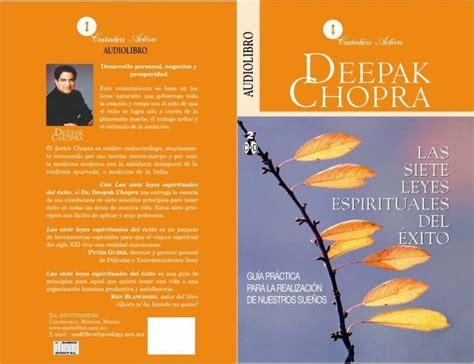 libro las siete leyes espirituales ayurveda el arte de vivir audio libro quot las siete leyes espirituales del exito quot