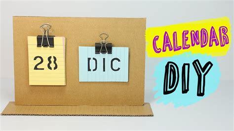make a desk calendar how to make a desk calendar easy calendar diy