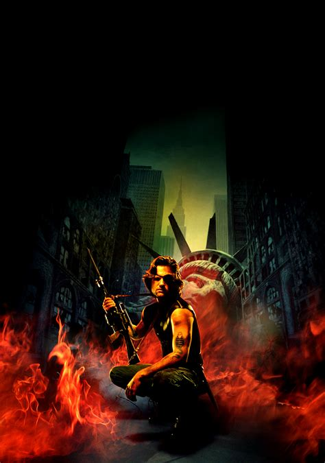 Poster Escape From New York 30x40cm escape from new york fanart fanart tv