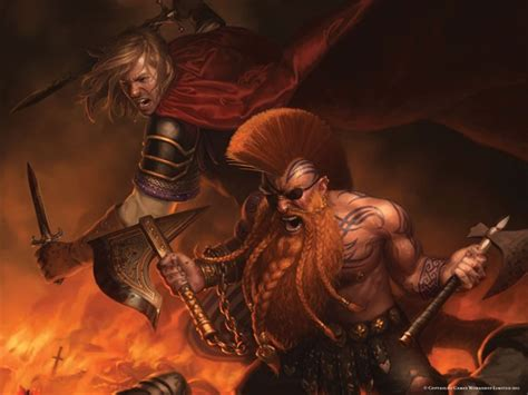 Kinslayer Gotrek Felix gotrek felix heading on their adventure