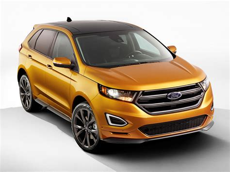 2017 Ford Edge Limited Overview & Price