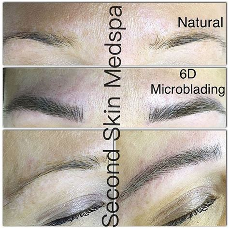 feather tattoo eyebrows toronto 6d microblading feather hairstroke embroidery eyebrow