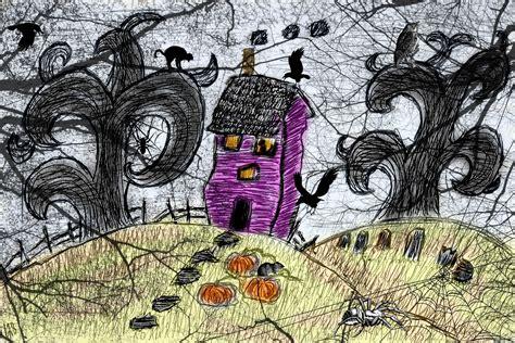 doodle god haunted house haunted house orange marmalade press