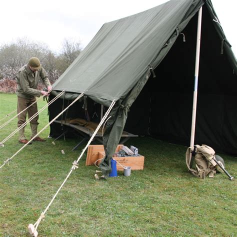 us army ww2 small wall tent best tent 2017 us army ww2 small wall tent with pegs and poles by kay canvas