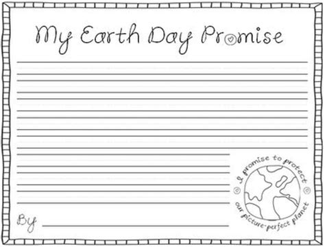 earth day writing paper the gallery for gt earth day writing activities
