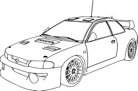 race car coloring pages rally car coloringstar