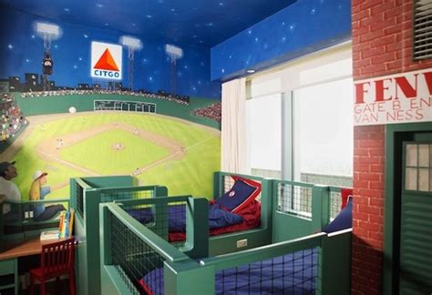 baseball themed room desmond