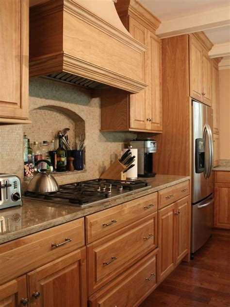 oak cabinet kitchen red oak cabinet houzz