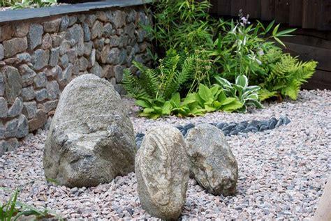 sassi per giardino sassi per giardini elementi progettazione giardini